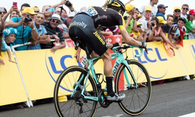 George Bennett: DNF after the day of rest
