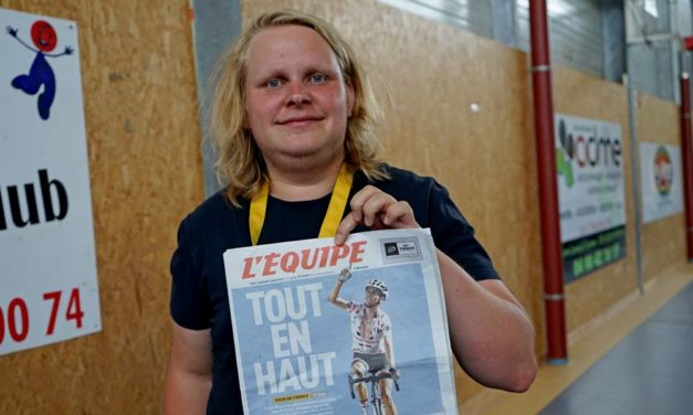 Alexandre Roos: L'Equipe's cycling editor