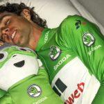 Matthews: no green bike out of respect for Kittel