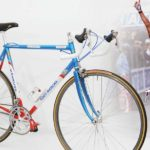 Phil Anderson's 1991 Motorola team-issue Merckx
