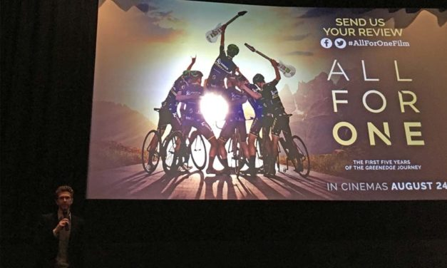 All For One: a cycling feature film