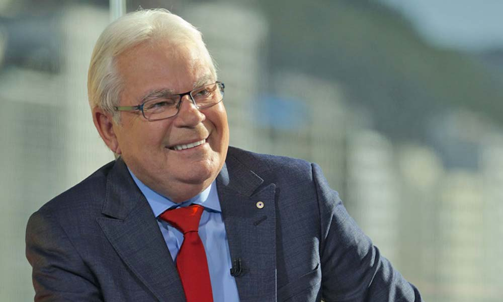 Les Murray: a proponent of cycling coverage