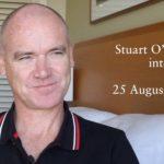 Interview with Stuart O'Grady