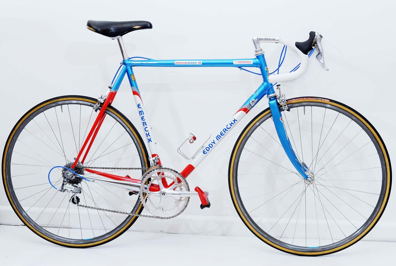 Phil Anderson's 1991 Motorola team-issue Merckx - Ride Media