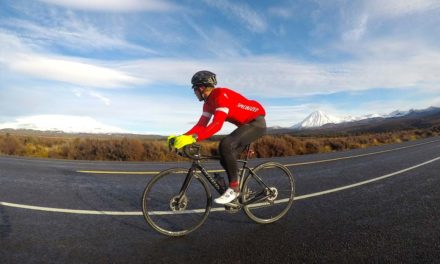 Ride diaries – Cameron Nicholls: cycling in New Zealand