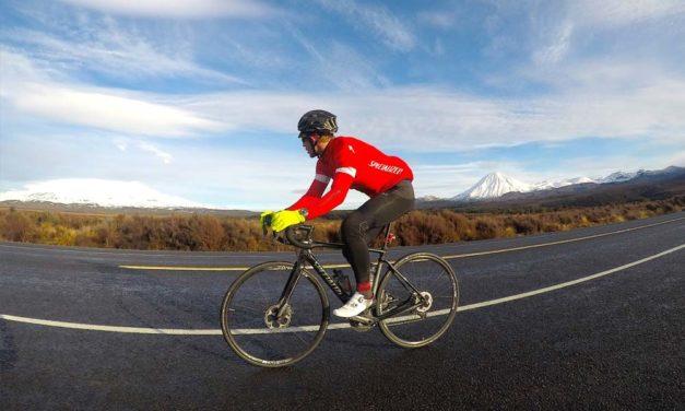 Ride diaries – Cameron Nicholls: cycling in New Zealand