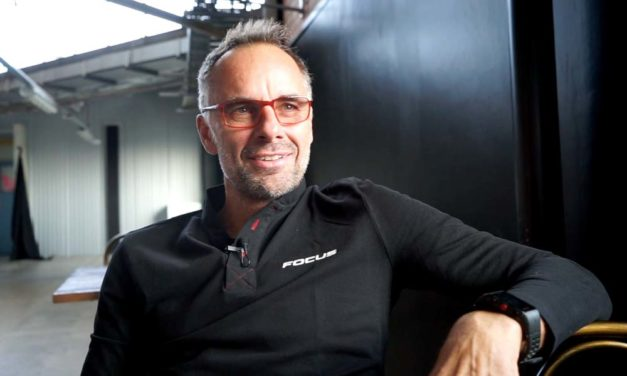 Talking cycling with Mike Kluge of Focus bikes