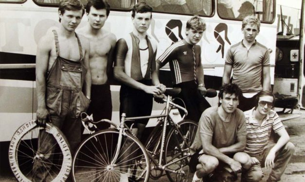 Cycling in the Soviet System (Part 1) – by Nikolai Razouvaev