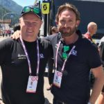 Dan Jones: farewell to Back Stage Pass