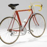 Replica of the Breaking Away Masi – the components