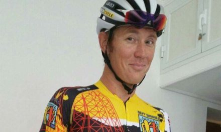 "Wurf: ""I felt amazing when I got off that bike"""