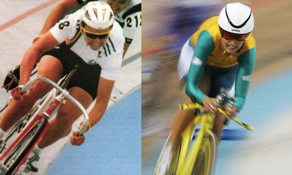 2017 inductees to Cycling Australia's Hall of Fame