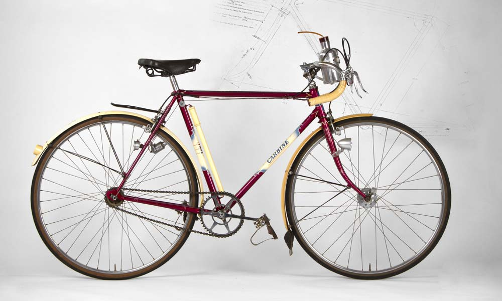 Retro Review: a classic touring bike from 1950 - Ride Media