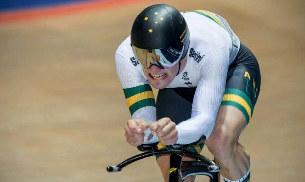 Matthew Glaetzer's sub-minute kilo TT