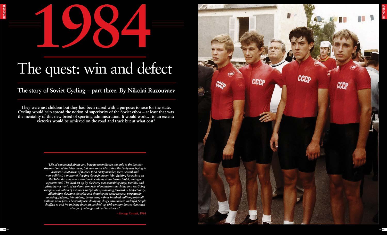 Story of Soviet Cycling  The Nikolai Razouvaev Files - Ride Media 0d1ef3109