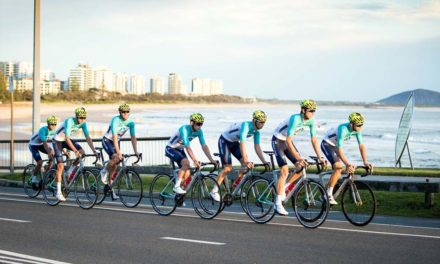 Australian Cycling Academy: Ben Kersten interview