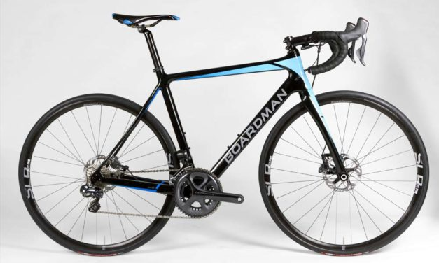 Bike test – Boardman SLR Endurance disc