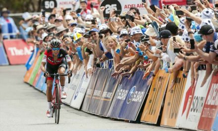 "Tour Down Under: a fifth win for Richie Porte on ""his"" hill"