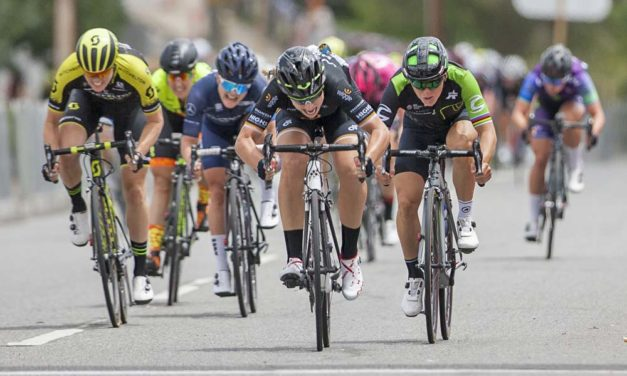 Santos Women's Tour stage 1 gallery