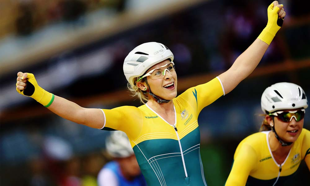 Commonwealth Games: good for cycling