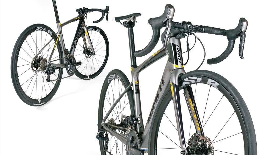 Bike Test: Giant Defy Advanced Pro 1 (2015) RIDE70