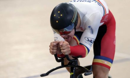 Matthew Glaetzer interview: kilo, keirin and sprinting