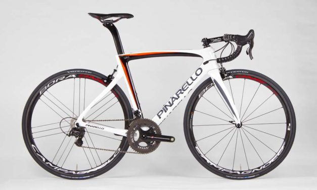 Bike Test: Pinarello Dogma F8 (2015) RIDE70