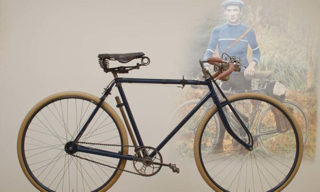 Retro review: transcontinental touring bike from 1914