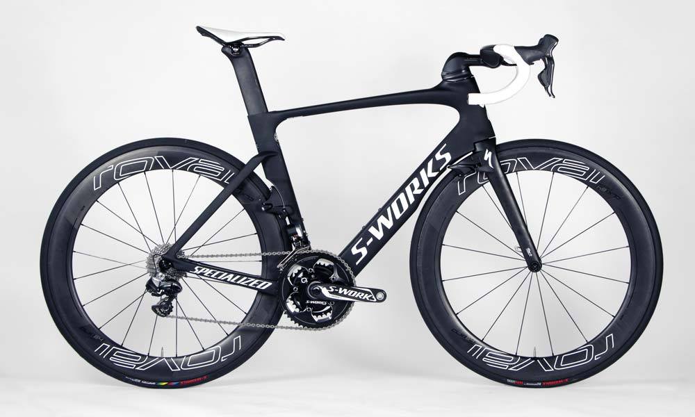 Bike Test: Specialized S-Works ViAS Venge (2015) RIDE70