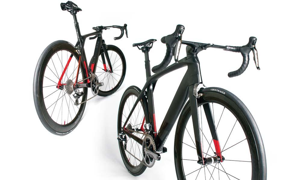 Bike Test: Trek Madone 9.9 (2015) RIDE70