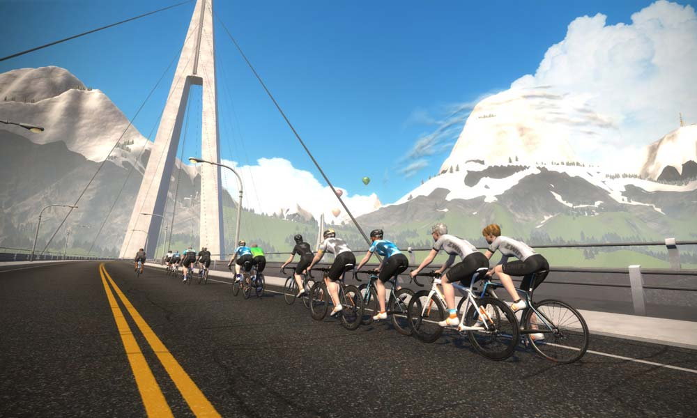Zwift nationals are on again