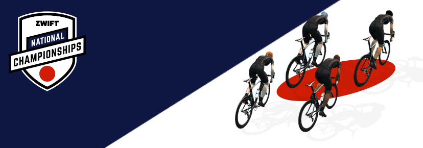 Zwift nationals are on again - Ride Media