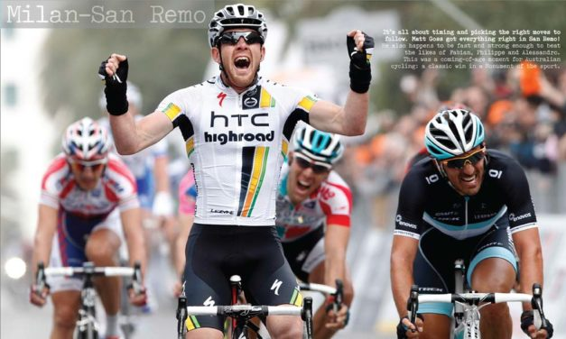 Flashback: When Matt Goss won Milan-San Remo