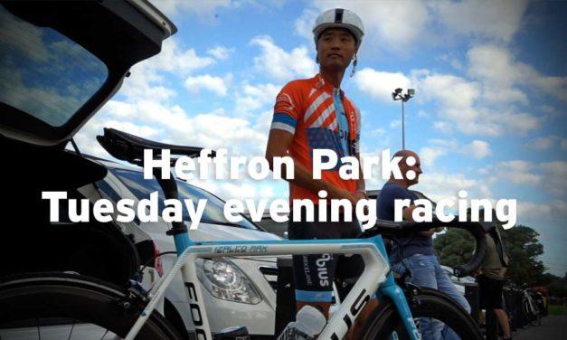 Heffron Park: final Tuesday of the 'Summer Series'
