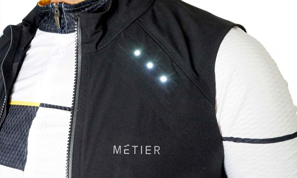 Metier Beacon Gilet – keep warm, be bright!