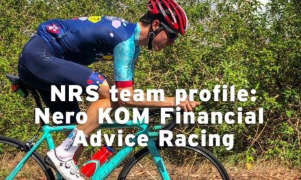 NRS team profile: Nero KOM Financial advice racing