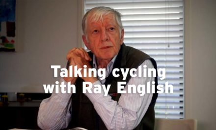 Talking cycling with Ray English