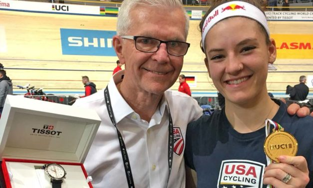 Gary Sutton: a winning experience with USA Cycling