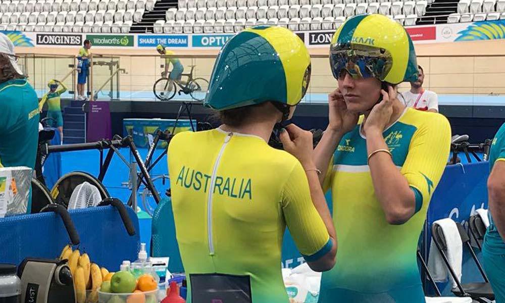 Commonwealth Games: Ash Ankudinoff interview