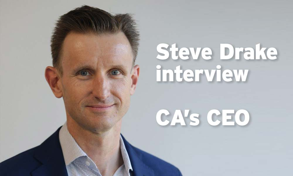 Q&A with Steve Drake, Cycling Australia's CEO