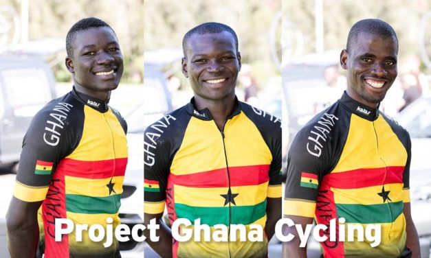 Project Ghana Cycling: Commonwealth Games – bringing people together