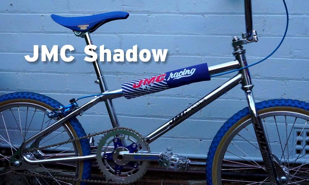 Story Of My Bike 1982 JMC Shadow BMX