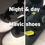 Mavic Cosmic Elite Vision – 'glowing' cycling shoes