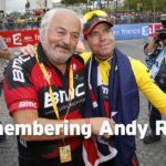 In memoriam: Andy Rihs (2 November 1942 – 18 April 2018)