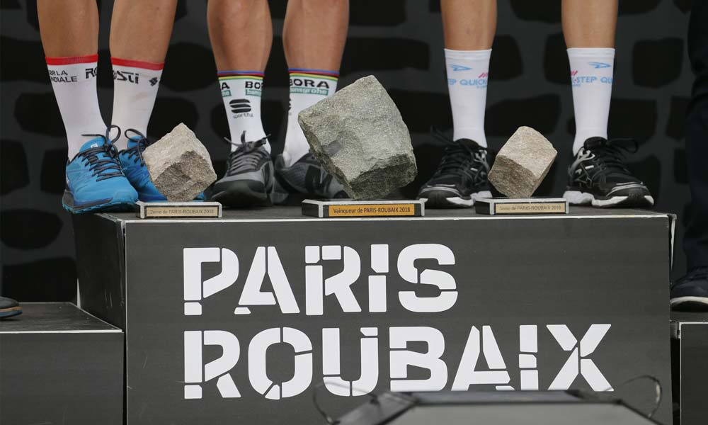 Highlights of a Classic: Paris-Roubaix 2018