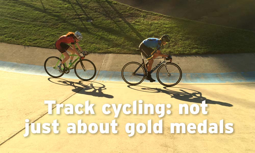 Track cycling: not just about gold medals