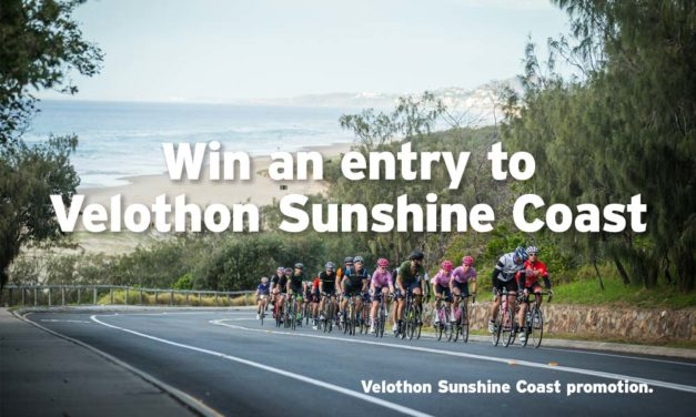 Win a Velothon Sunshine Coast holiday prize pack!