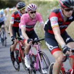Rohan Dennis continues to lead the Giro d'Italia
