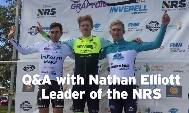 Quick Q&A with Nathan Elliott: leader of the NRS