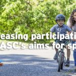 Federal Budget: ASC promoting participation, not just winning